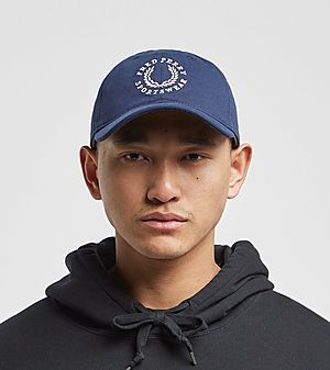 finest selection 0efc5 d5725 Fred Perry Archive Embroidery Cap ...