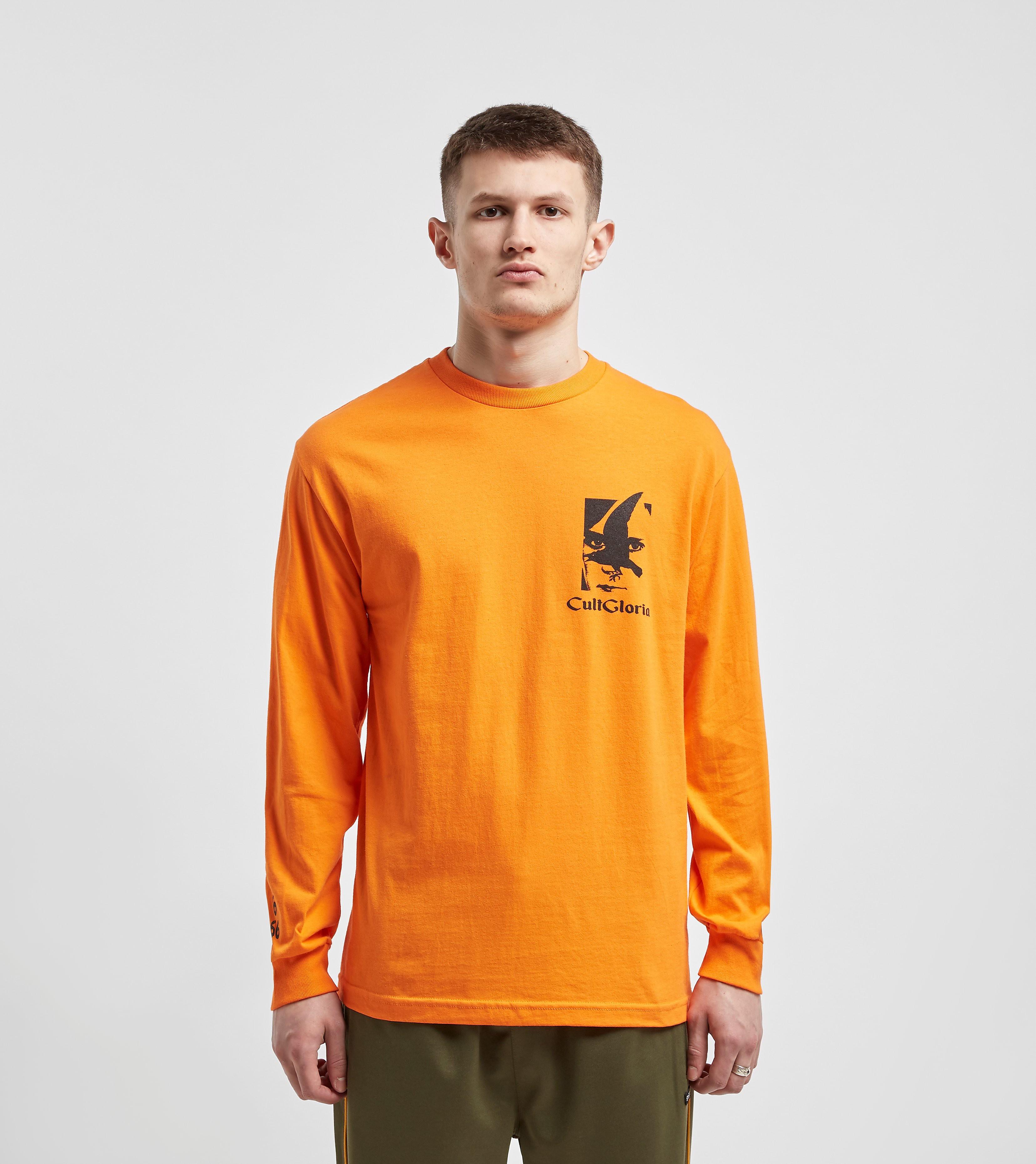 Cult Gloria T-Shirt à Manches Longues Omen, Orange