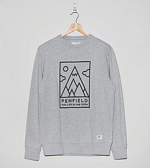 Penfield Peaks Crew Sweatshirt