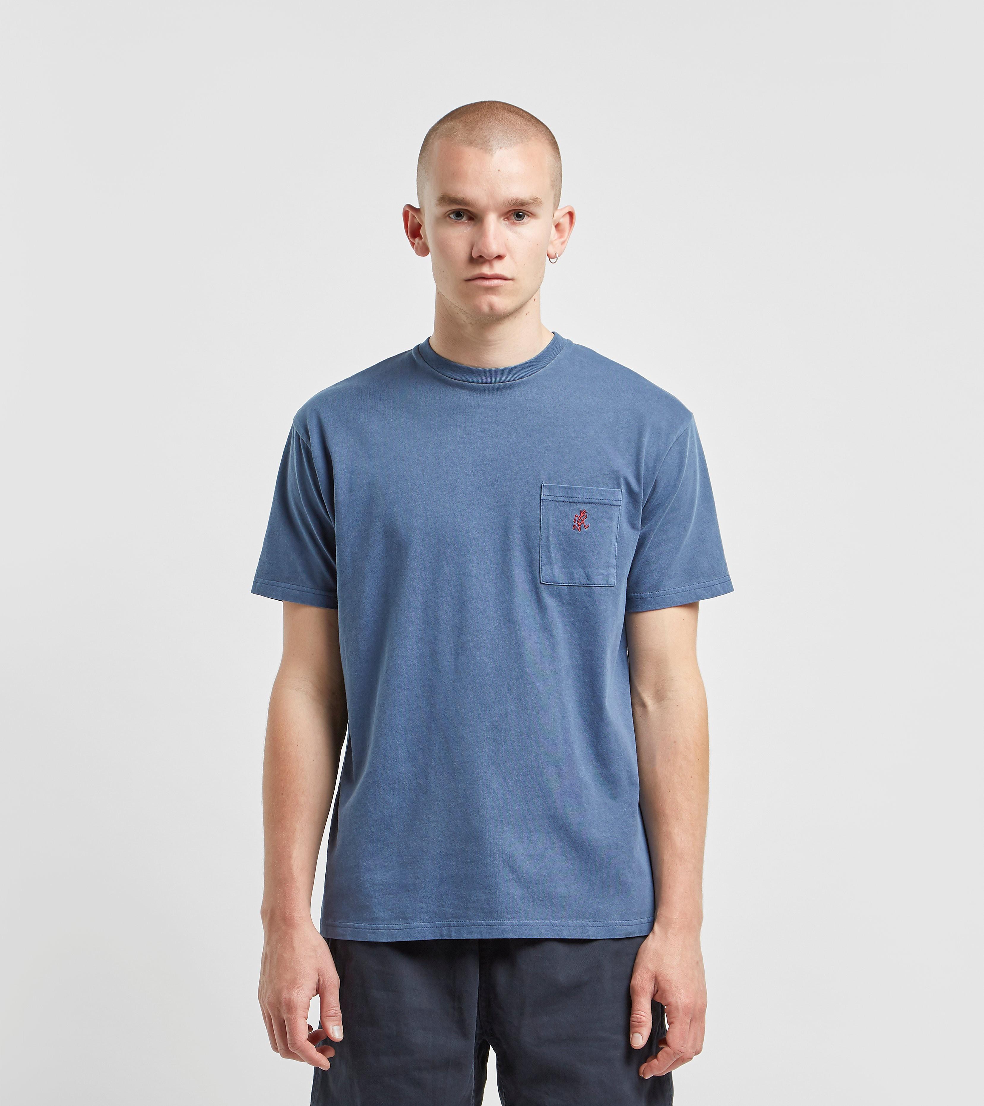 Gramicci T-Shirt 1 Point, Bleu