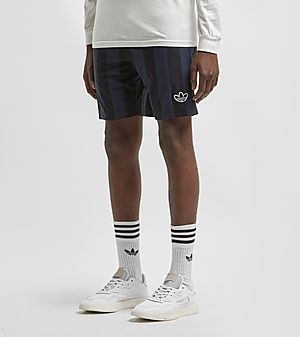 d5add01a8ef7 adidas Originals Stripes Football Shorts adidas Originals Stripes Football  Shorts