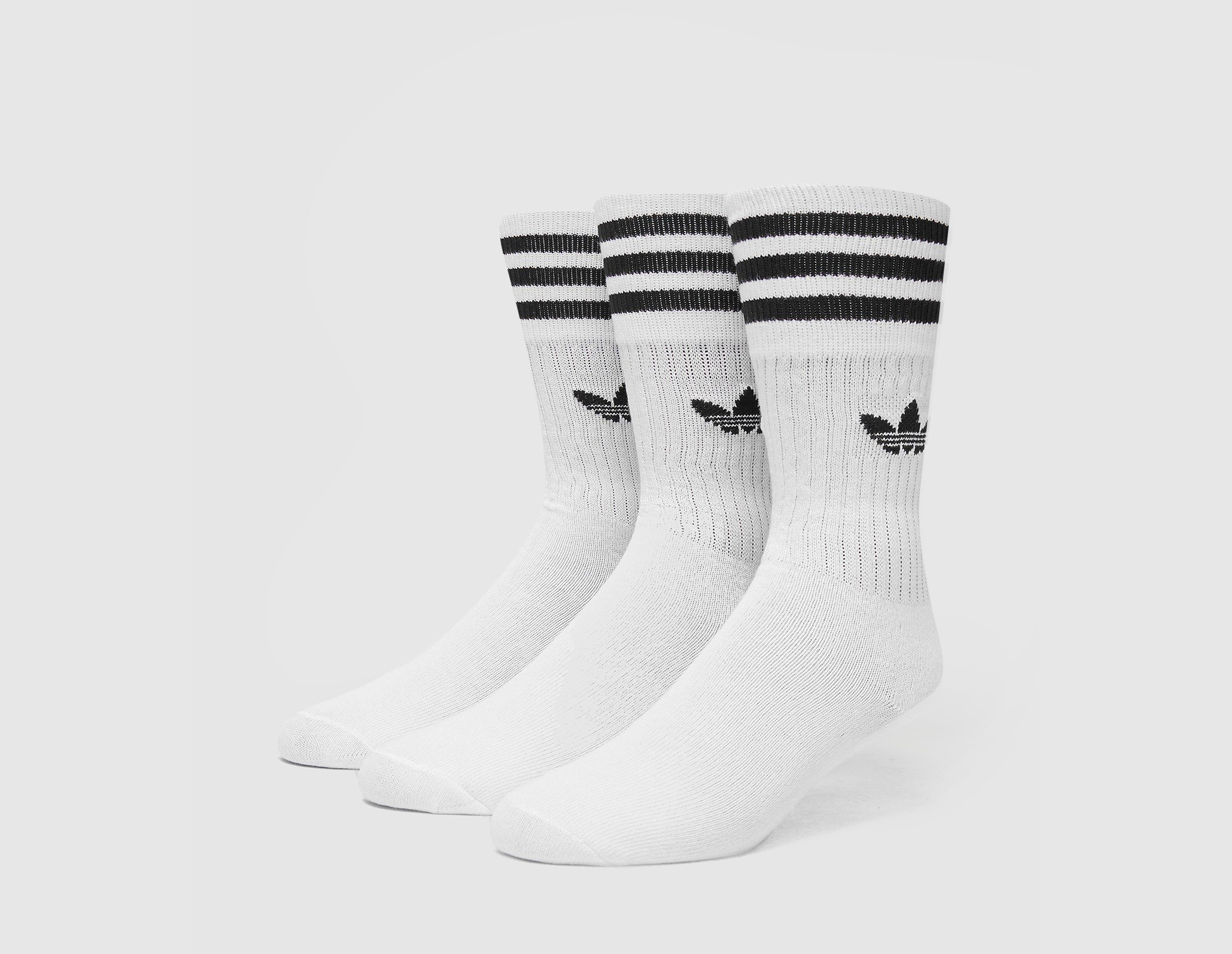 adidas Originals 3-Pack Sokken, White