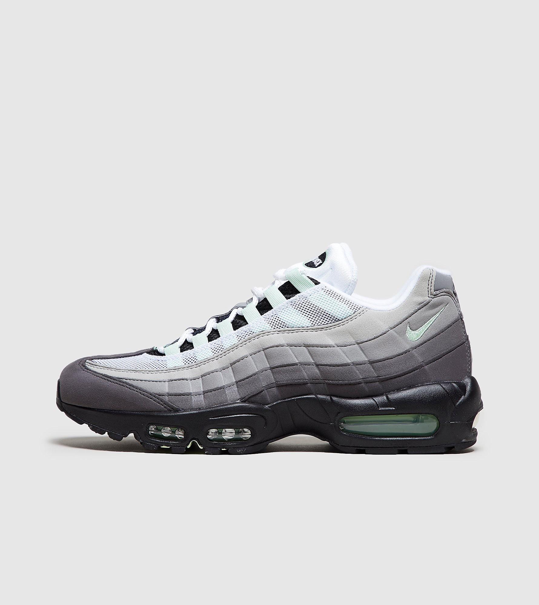 Aanbieding: Nike Air Max 95 Groen Dames | Nike met korting