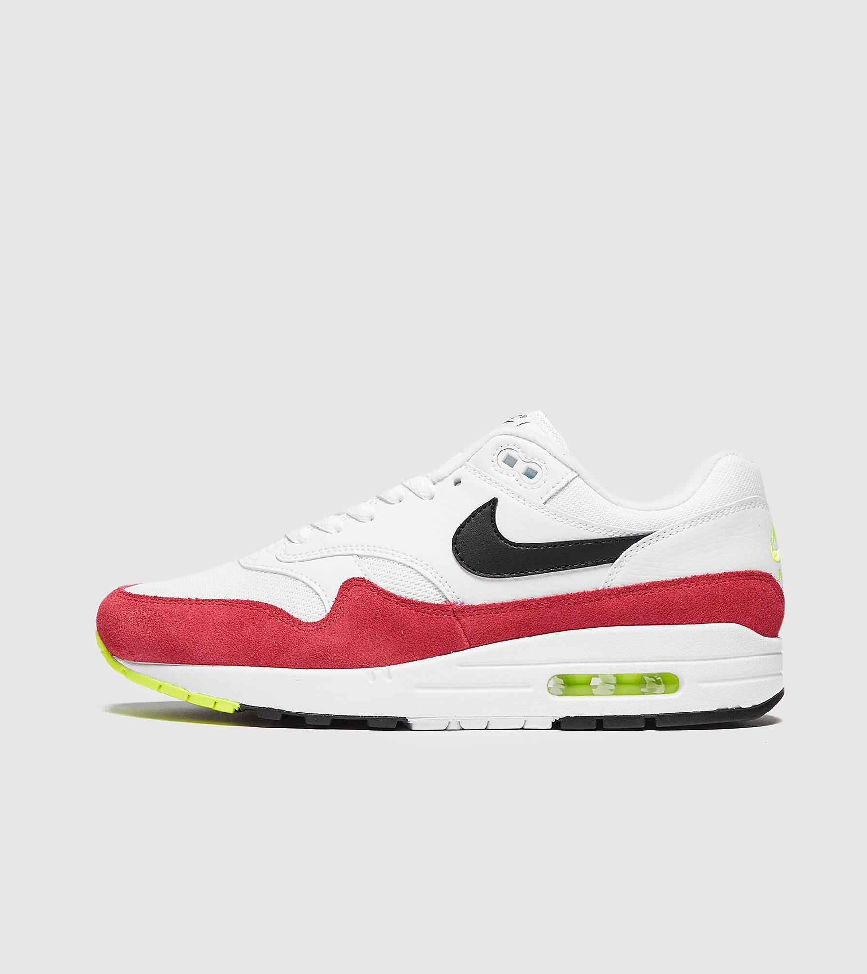 Nike Air Max 1 Essential White/Red