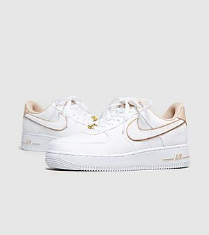 c396bd640100 ... Nike Air Force 1  07 Low Lux Women s
