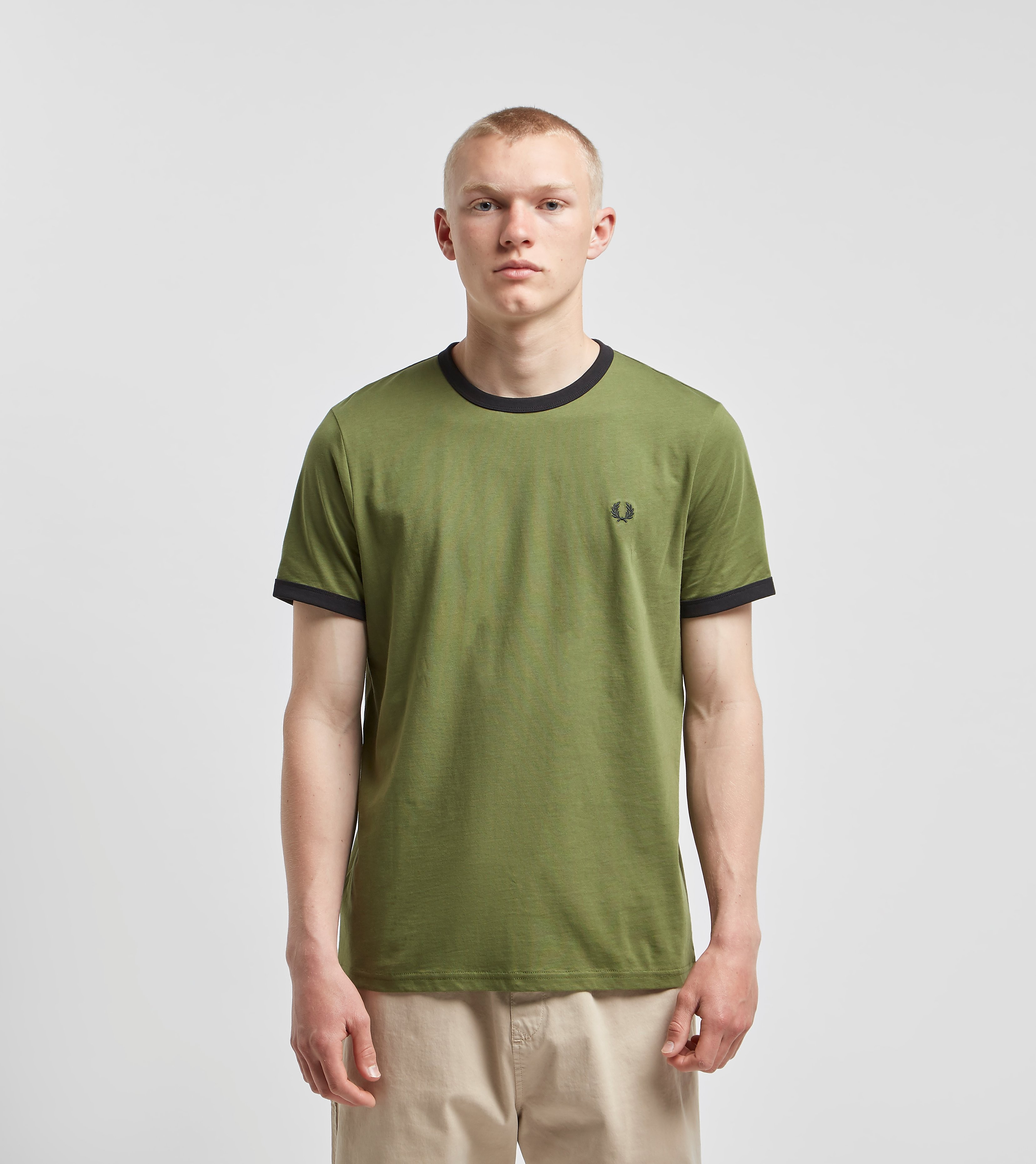 Fred Perry Ringer Green