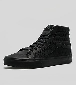 Vans Sk8-Hi + Snake - European Exclusive