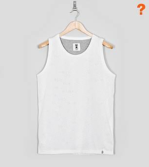 size? Basics Mesh Vest