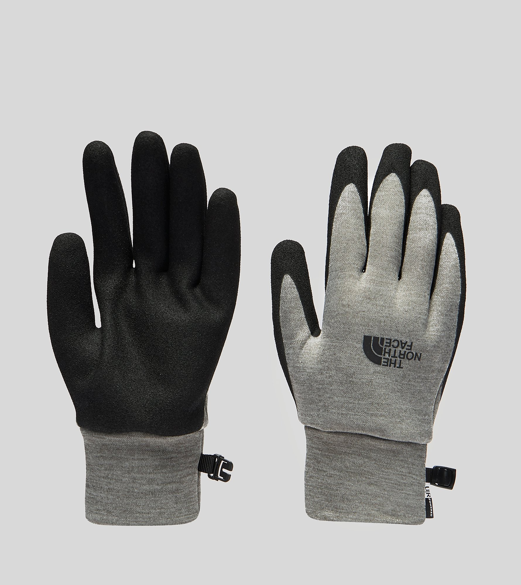 The North Face Gants Etip Grip, Gris