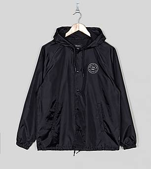 Brixton Oath Hooded Coach Jacket