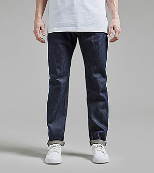 Edwin ED-55 Rainbow Selvedge Relaxed Tapered Jeans