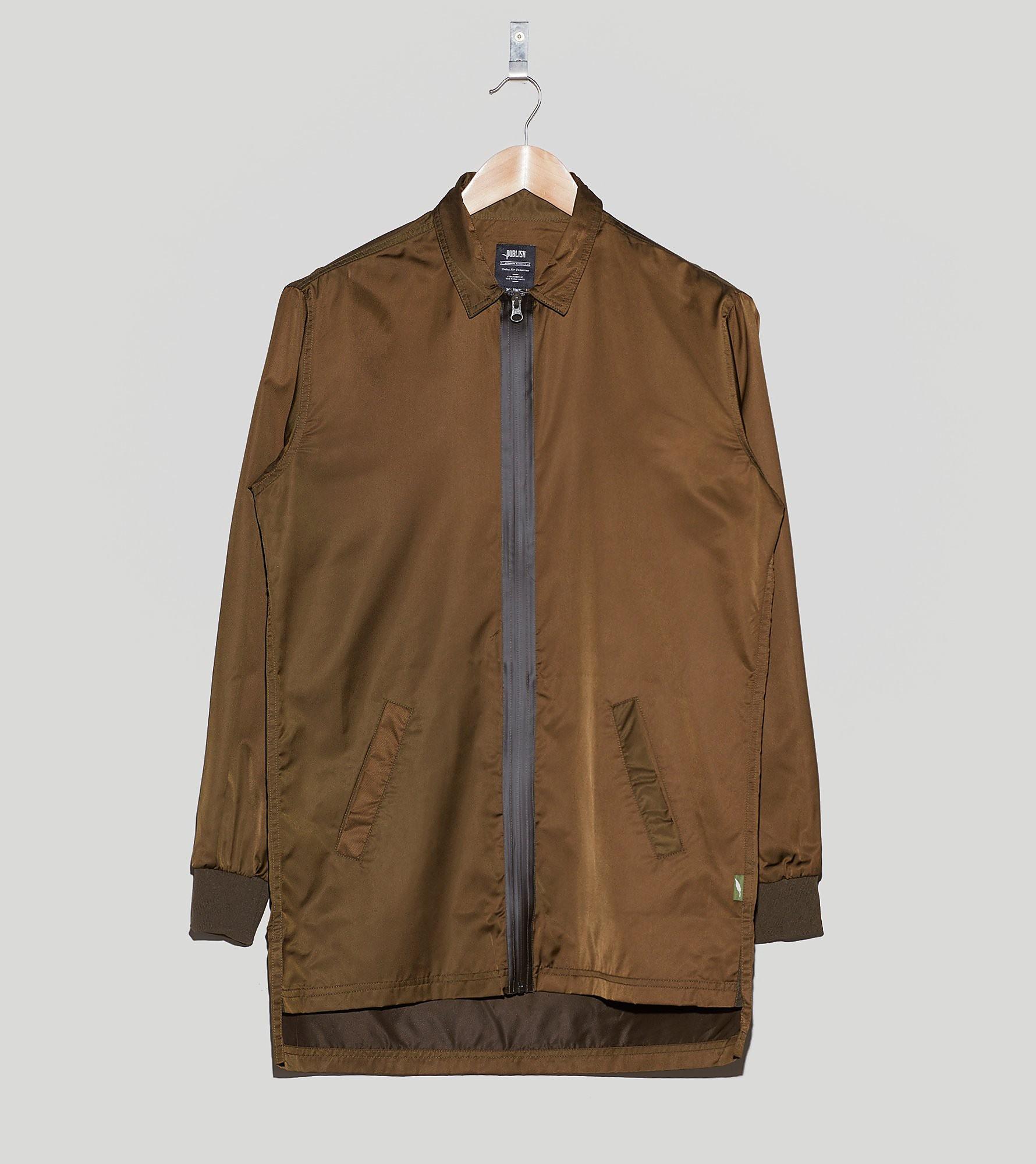 Publish Carato Over Shirt Jacket