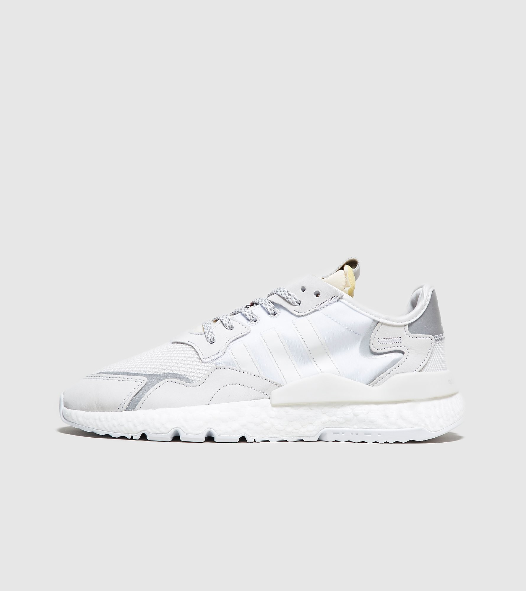 adidas Originals Nite Jogger, White