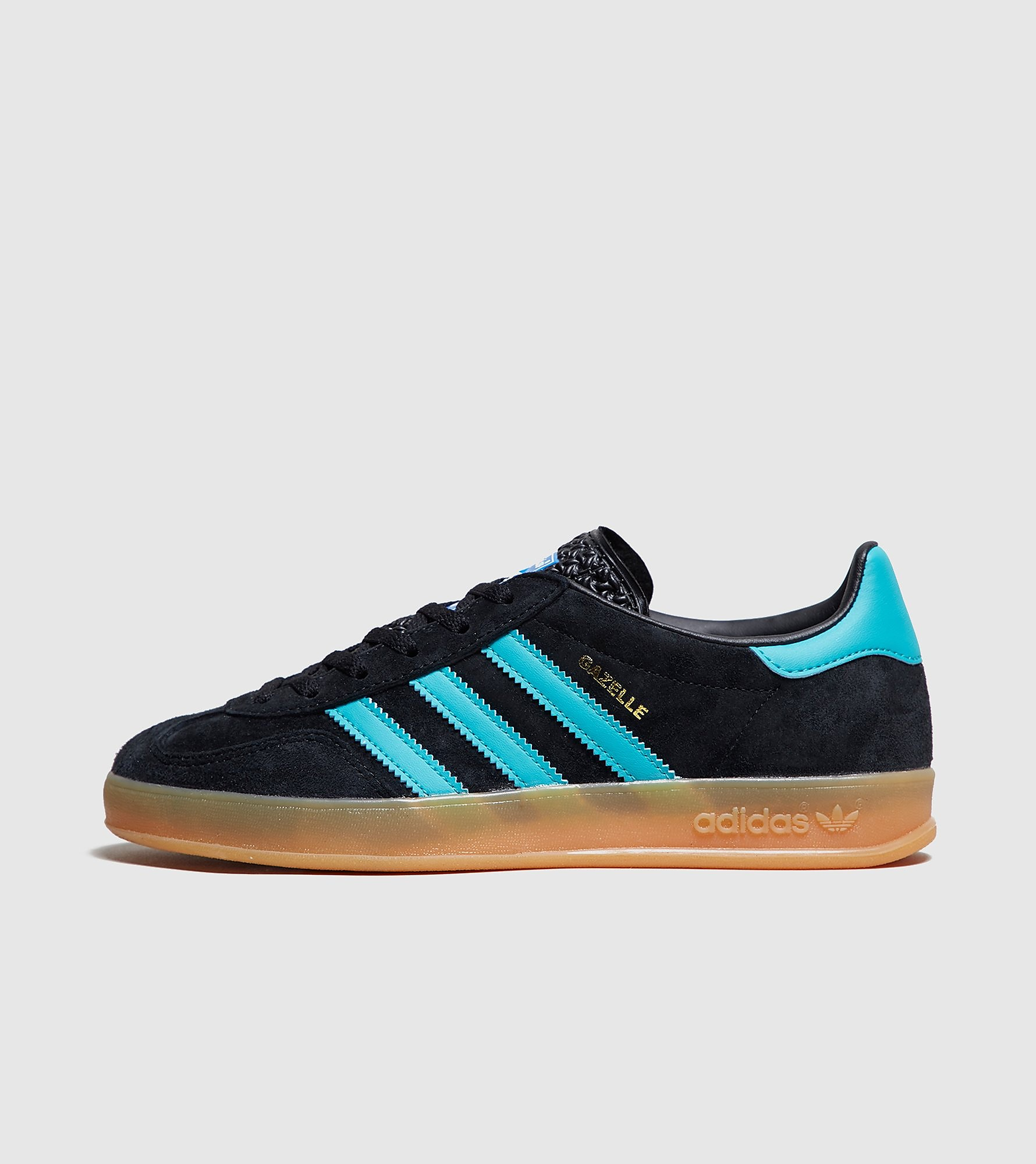 adidas Originals Gazelle Indoor Femme, Bleu