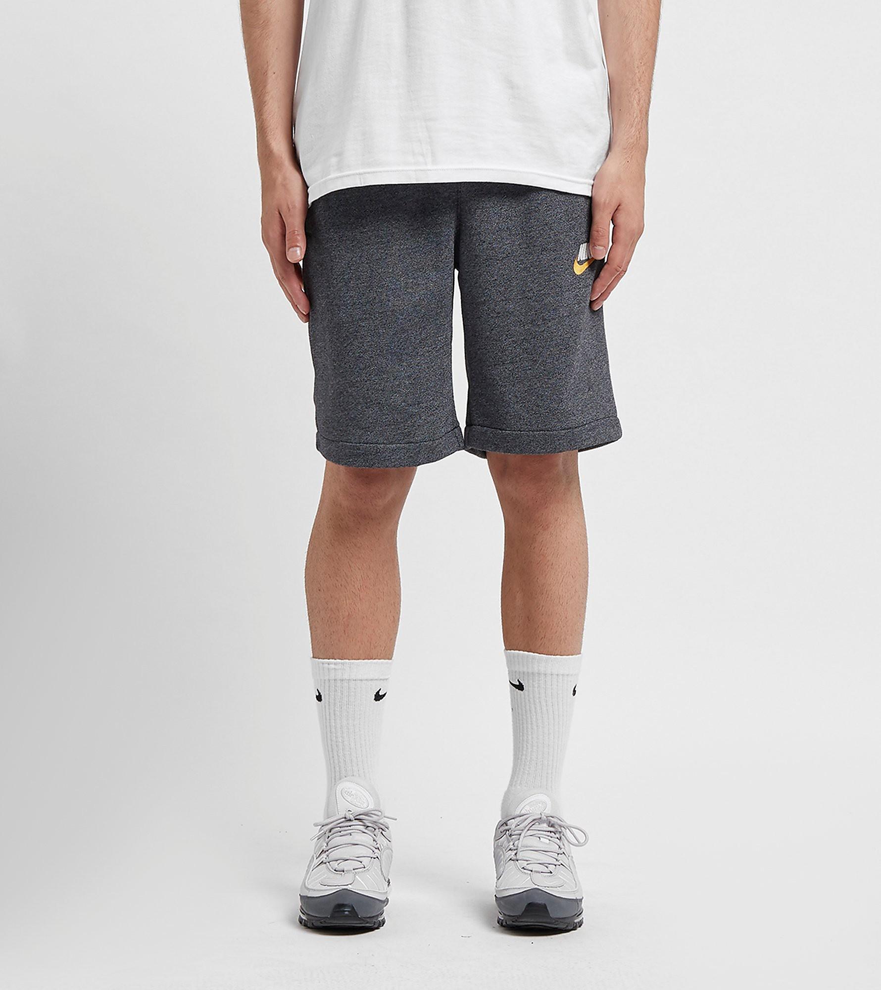 Nike Heritage Fleece Shorts, Grigio