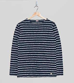 Armor Lux Mariner Striped Long-Sleeved T-Shirt
