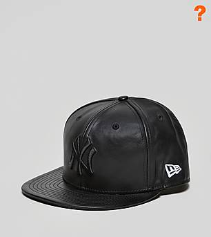 New Era Yankees 9FIFTY PU Snapback Cap - size? Exclusive