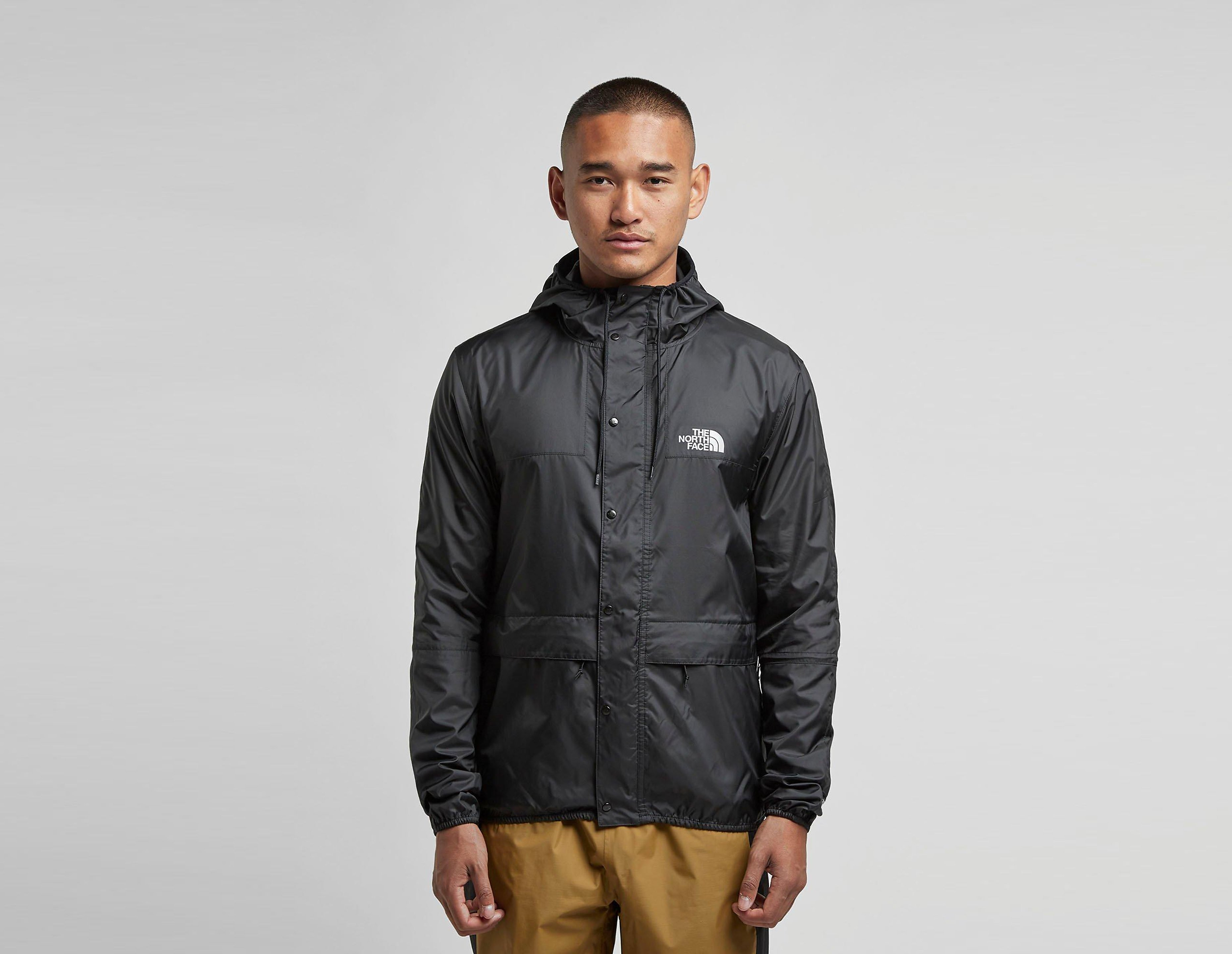 The North Face 1985 Seasonal Packable Mountain Jacket, Nero