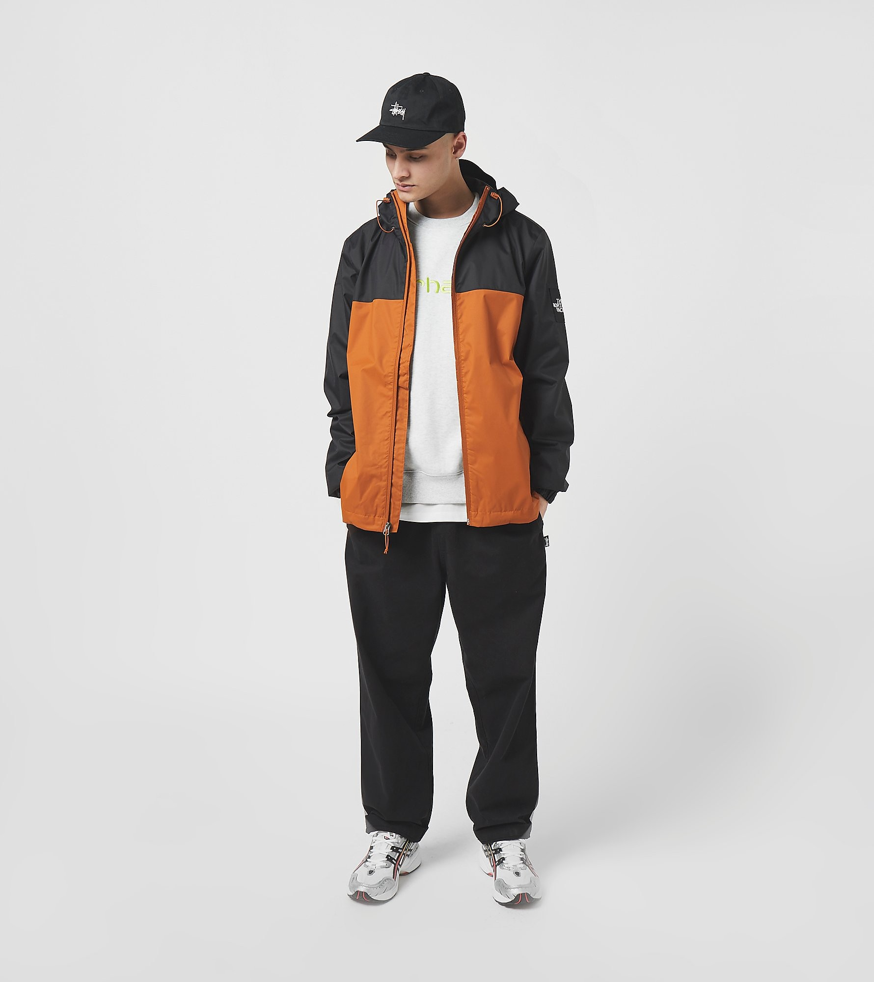 The North Face Mountain Q Jacket, Marrone