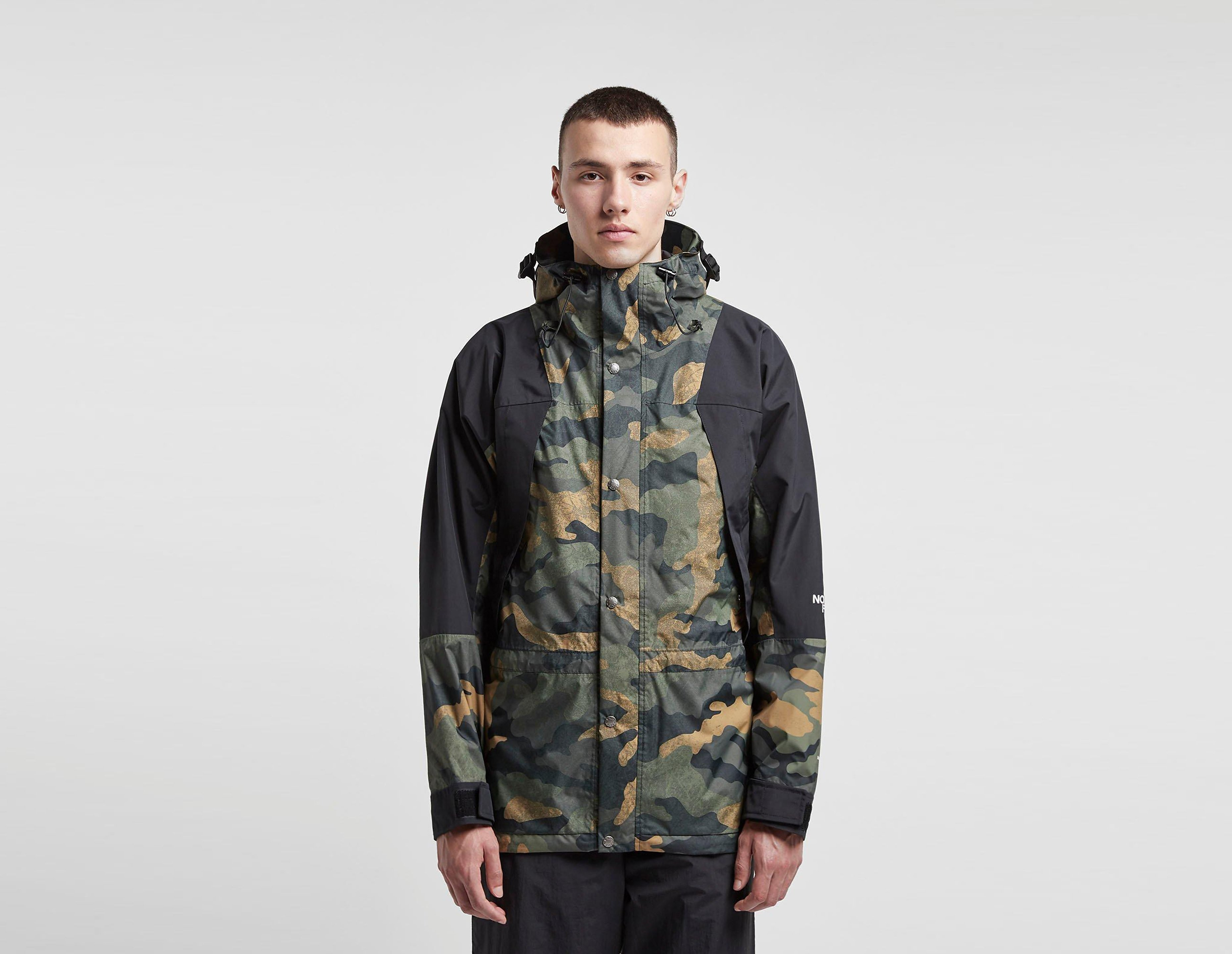 The North Face 1994 Giacca Mountain Light Dryvent, Verde