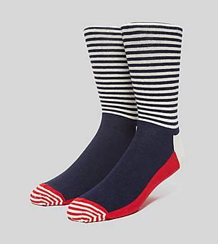 Happy Socks Half Striped Socks