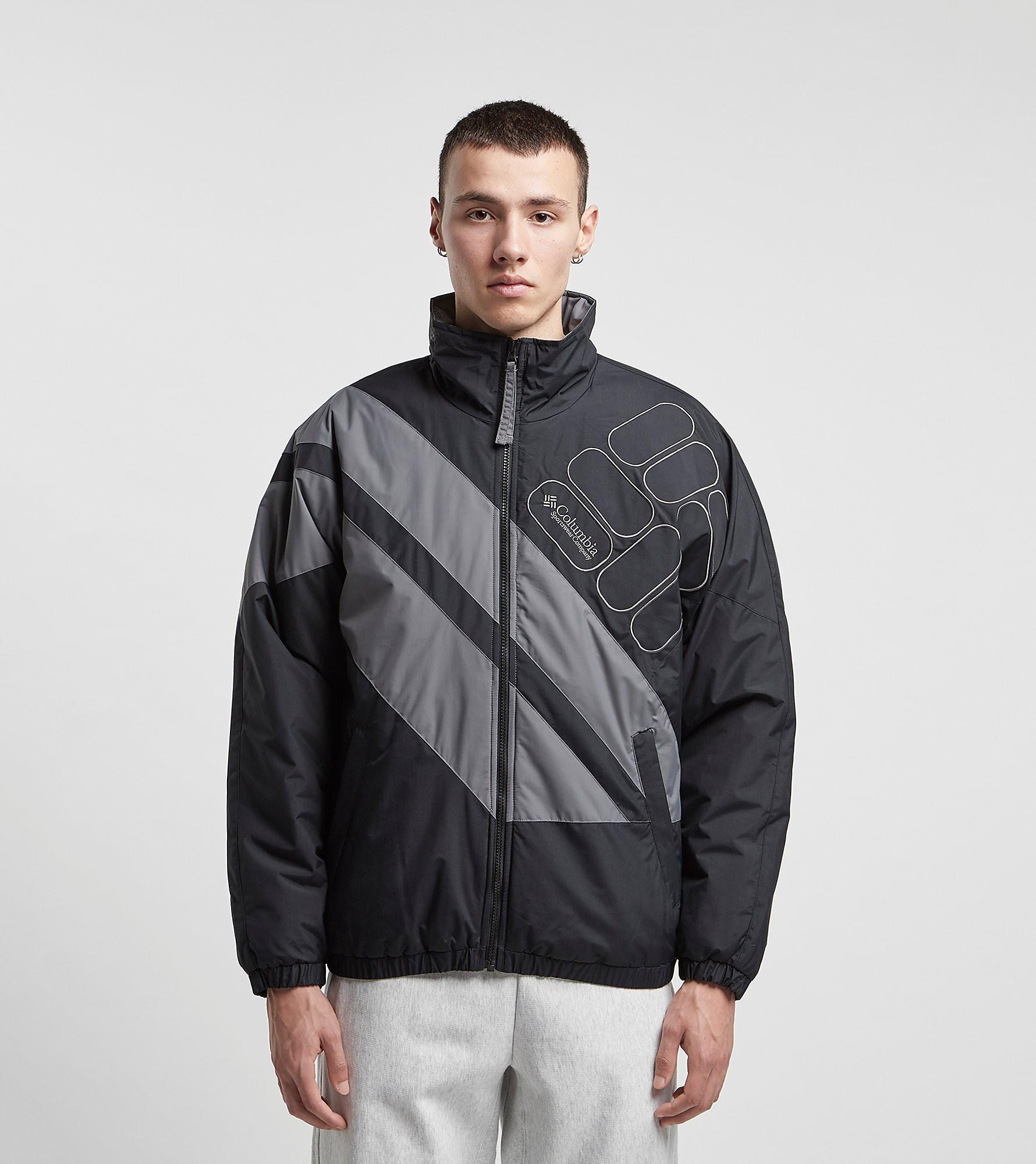 Columbia Sideline Jacket, Nero