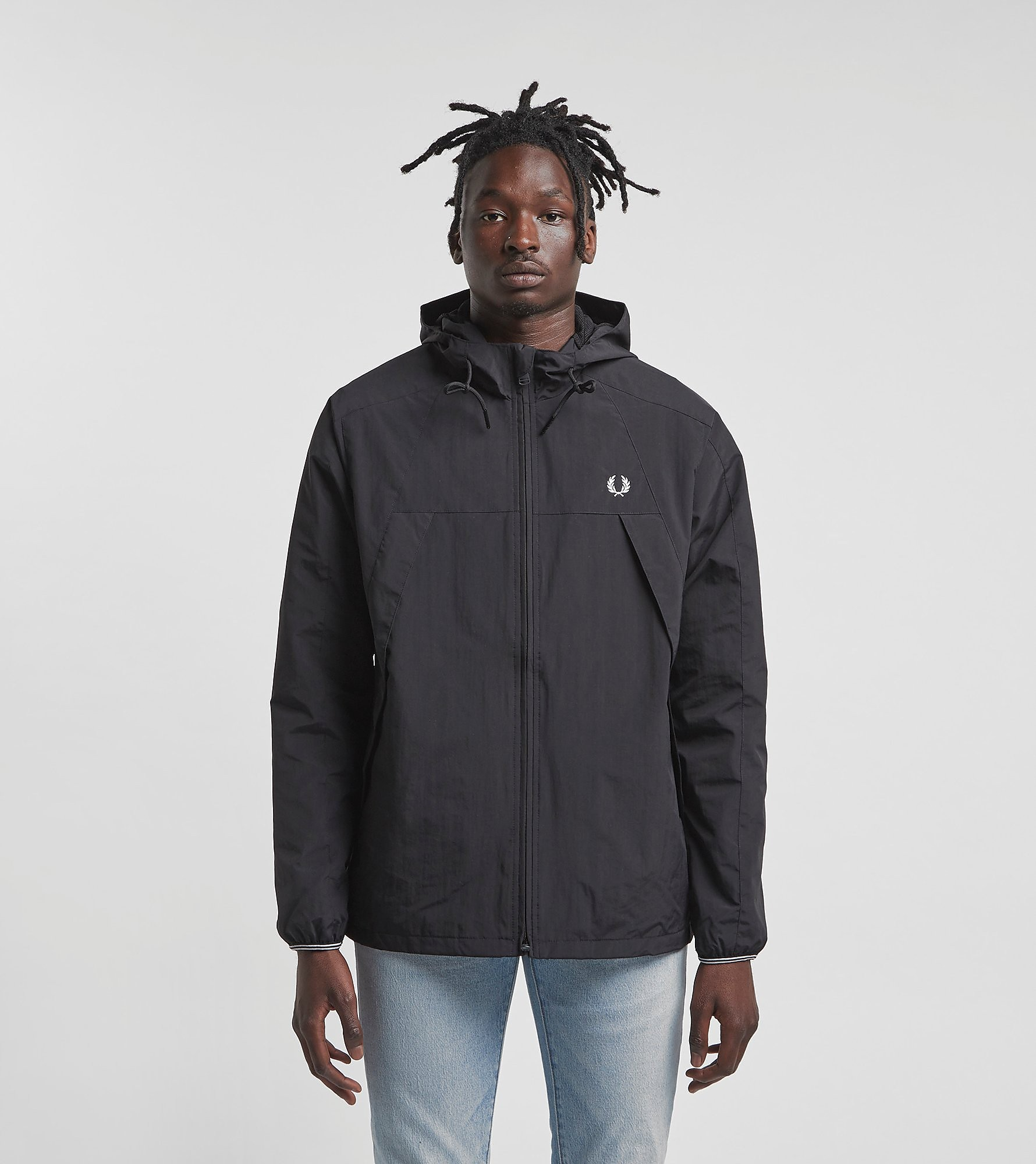 Fred Perry Tech Lightweight Black