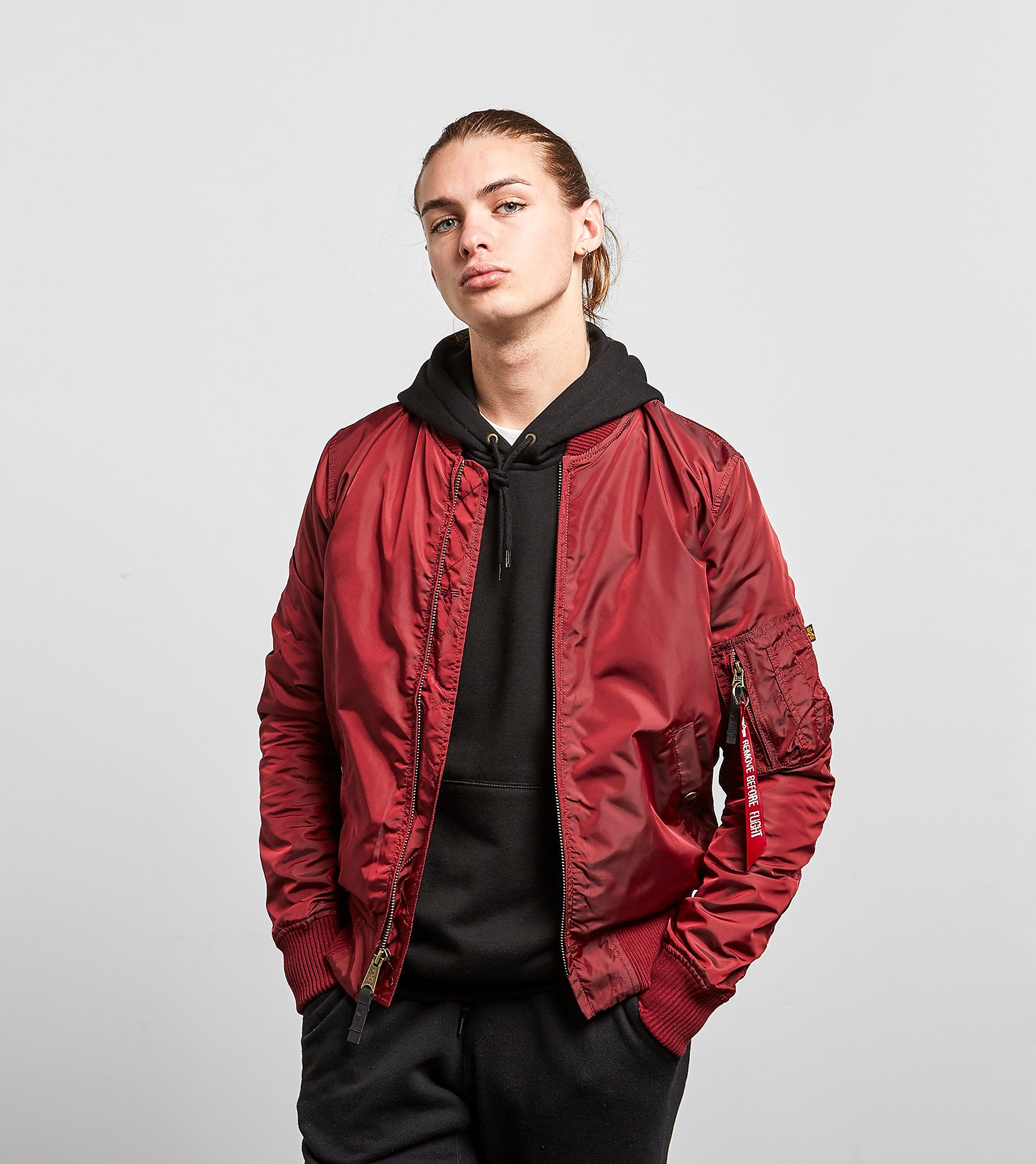 Alpha Industries MA 1 Track Top