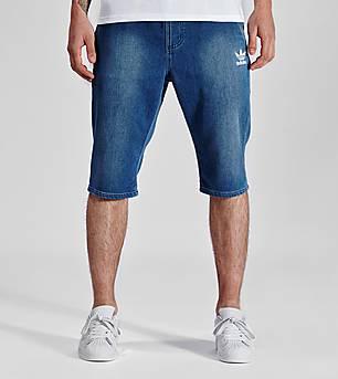 adidas Originals Denim Shorts