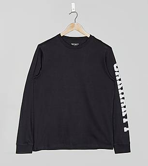Carhartt WIP Long Sleeve College Left T-Shirt