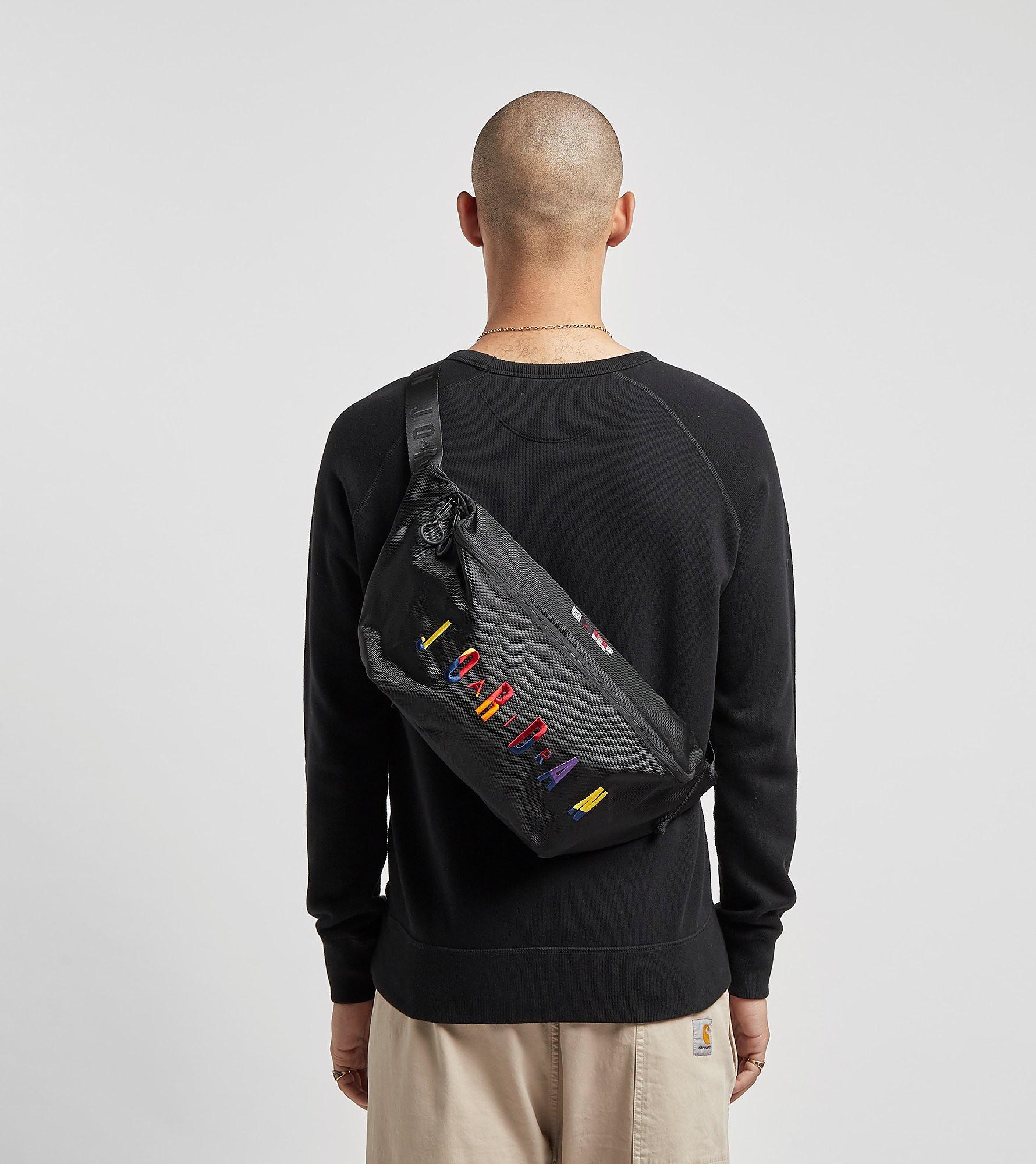 Jordan Rivals Cross Body Bag, Noir