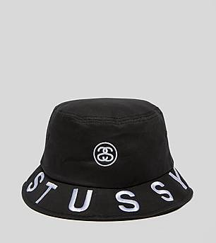 Stussy Tribe Brim Bucket Hat