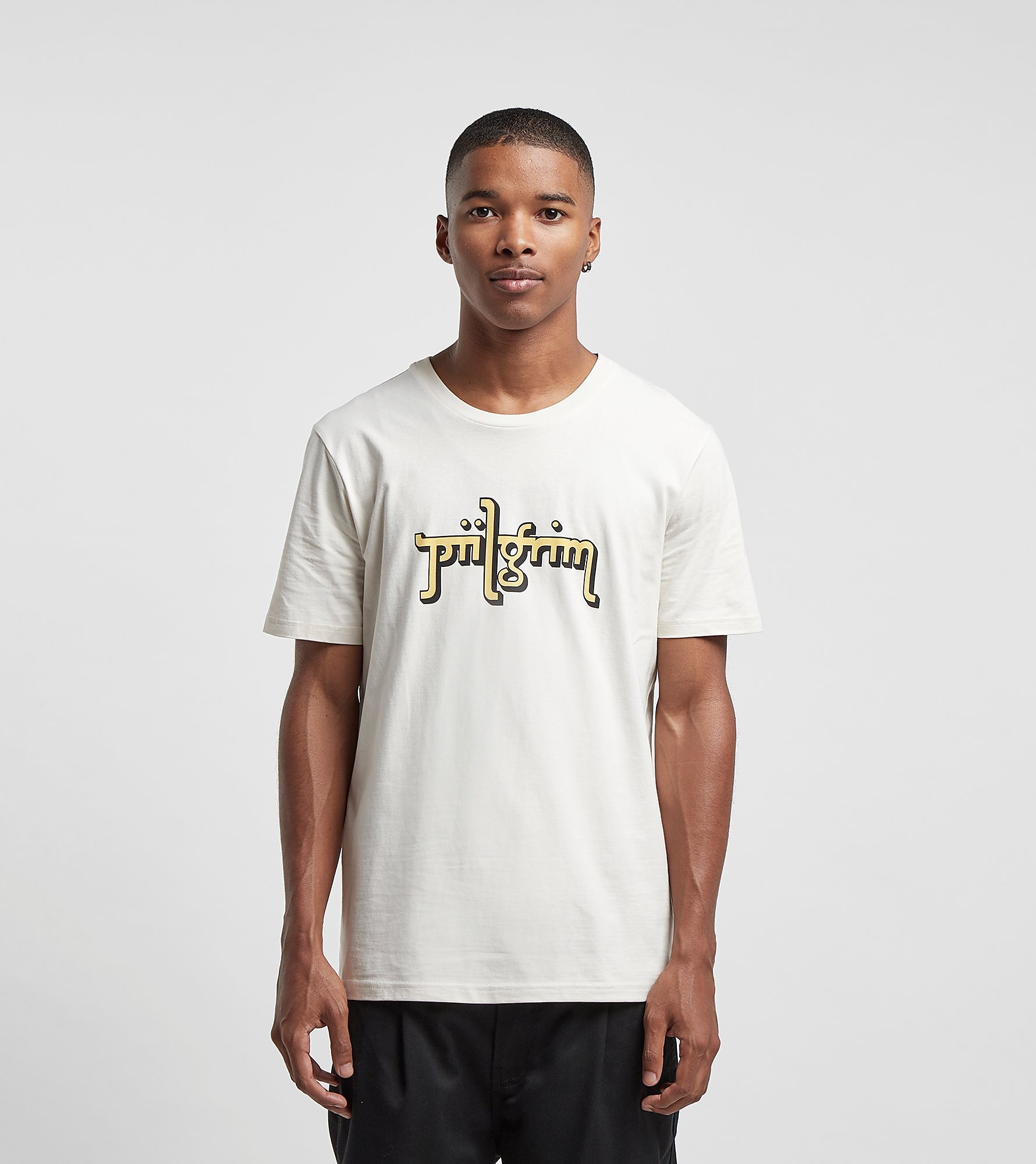 PIILGRIM T-Shirt Jaipur, Blanc