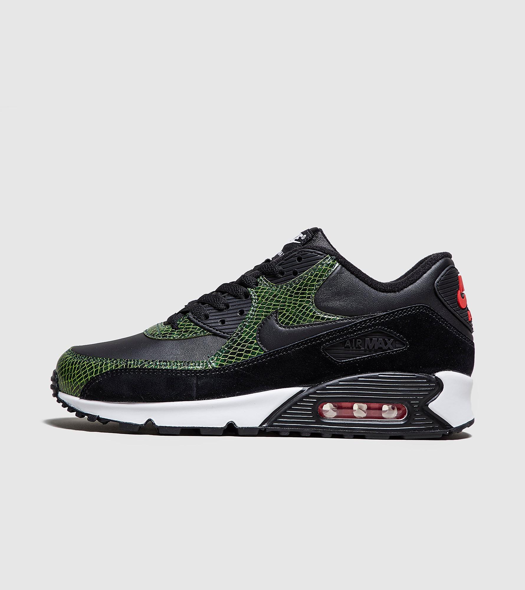 Nike Air Max 90 QS 'Python', Negro