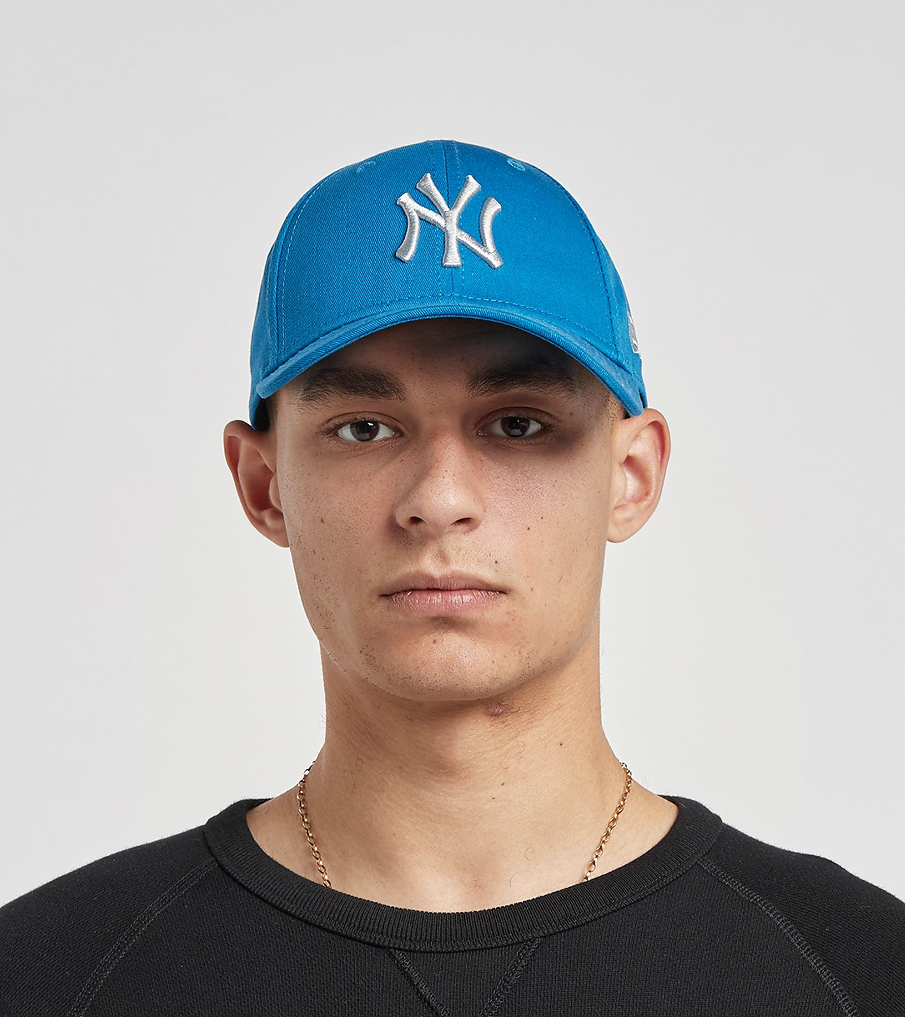 New Era Casquette MLB New York Yankees 9FORTY, Bleu