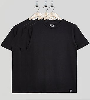 size? essentials Basics Cradley 3 Pack T-Shirt