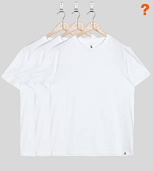 size? essentials Basics Cradley 3 Pack T-Shirt