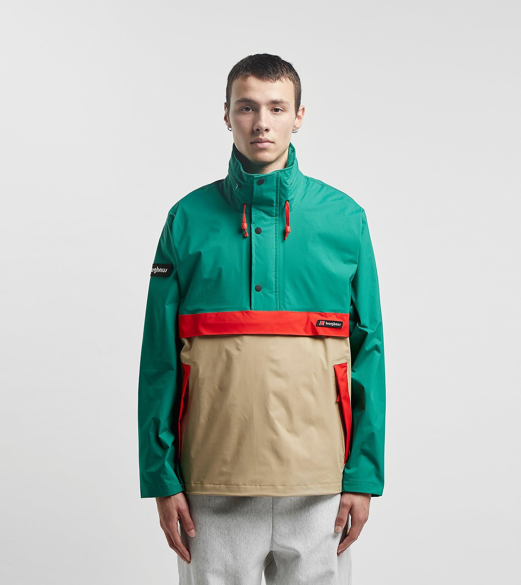 Berghaus Ski Smock '86 Lightweight Jacket, Vert