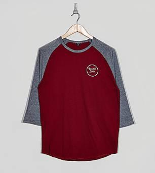Brixton Wheeler Raglan T-Shirt