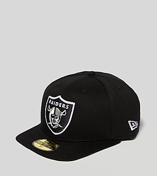 New Era Pique Raiders 59FIFTY Fitted Cap