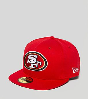 New Era Pique 49ERS 59FIFTY Fitted Cap