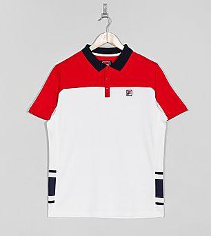 Fila Mivvi Polo Shirt - size? Exclusive