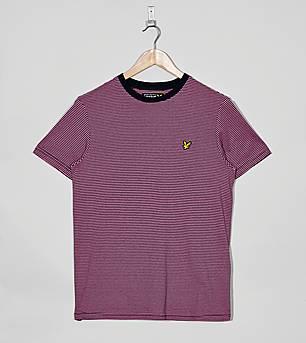 Lyle & Scott T-Shirt Fine Stripe