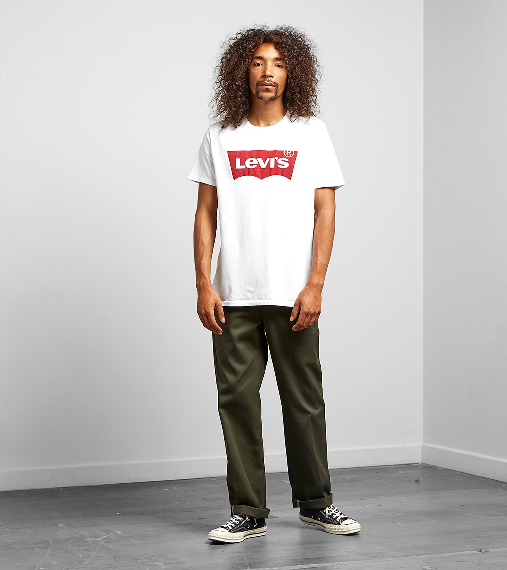 Levis Logo Short Sleeve T-Shirt