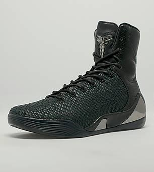 Nike Kobe IX HI KRM QS 'Black Mamba'