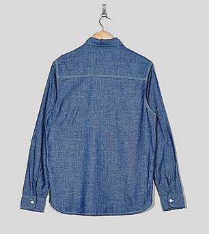 Carhartt WIP Clink Long Sleeve Chambray Shirt