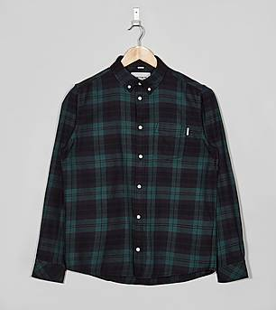 Carhartt WIP Baker Long Sleeve Check Shirt