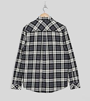 Carhartt WIP Baker Long Sleeve Check Shirt