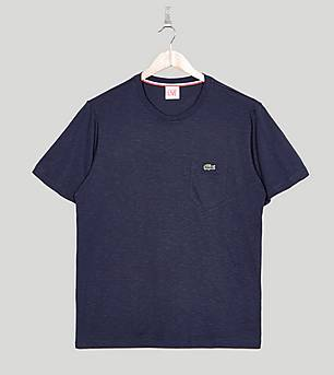 Lacoste Pocket Crew T-Shirt