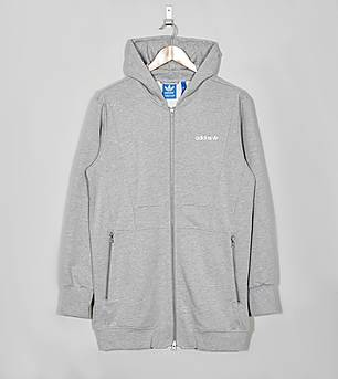 adidas Originals Street Modern Long Full Zip Hoody